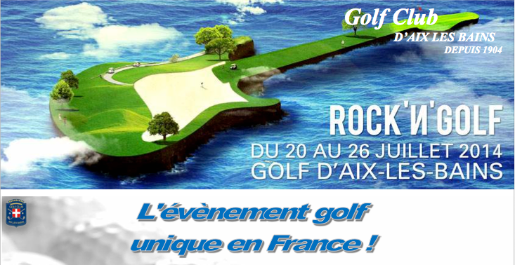 Rock and Golf