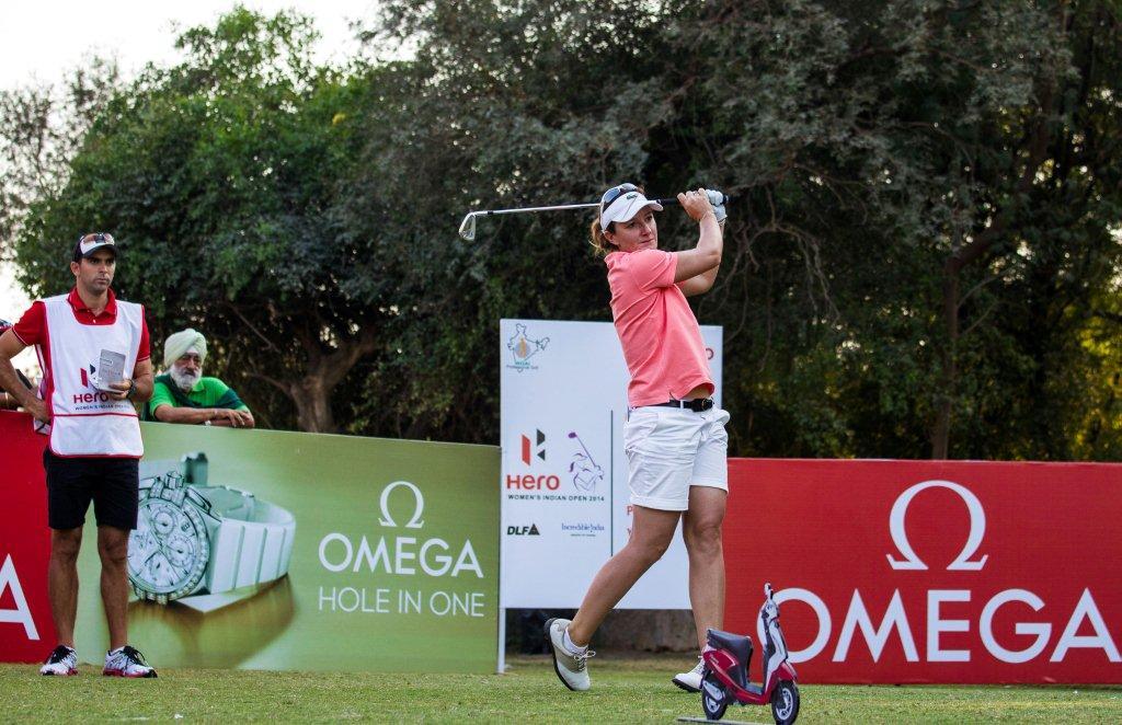 Gwladys Nocera triomphe en Inde