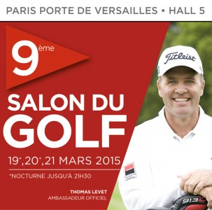 Salon du golf paris for Salon porte de versailles 30 mai 2015