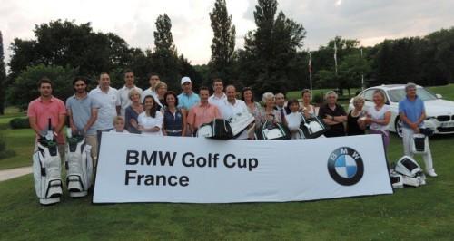 Au G.C Lyon, la qualification est programmée le  5è juillet, parrainée par BMW 6è avenue (ici les lauréats 2014)