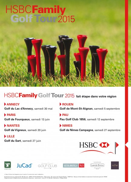 hsbc golf tour family au lac d 39 annecy. Black Bedroom Furniture Sets. Home Design Ideas
