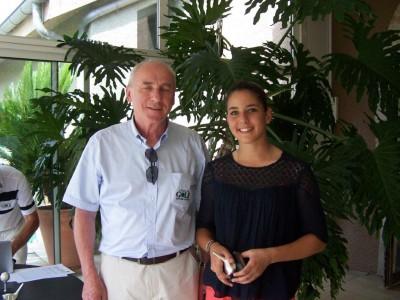 Victoire Ippoliti (La Bresse) remporte le titre minimes
