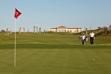 Ouvert en 2010, le Golf de l'Océan a déjà reçu des joutes internationales