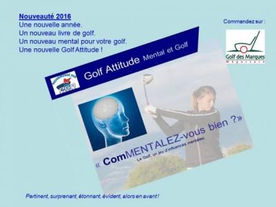 Golf Attitude Book