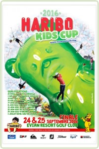 Haribo Kids Cup Affiche 2016