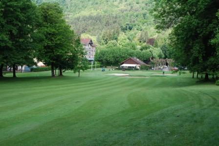 Le golf d'Uriage va être géré par un EPIC à compter du 1er décembre ou du 1er janvier