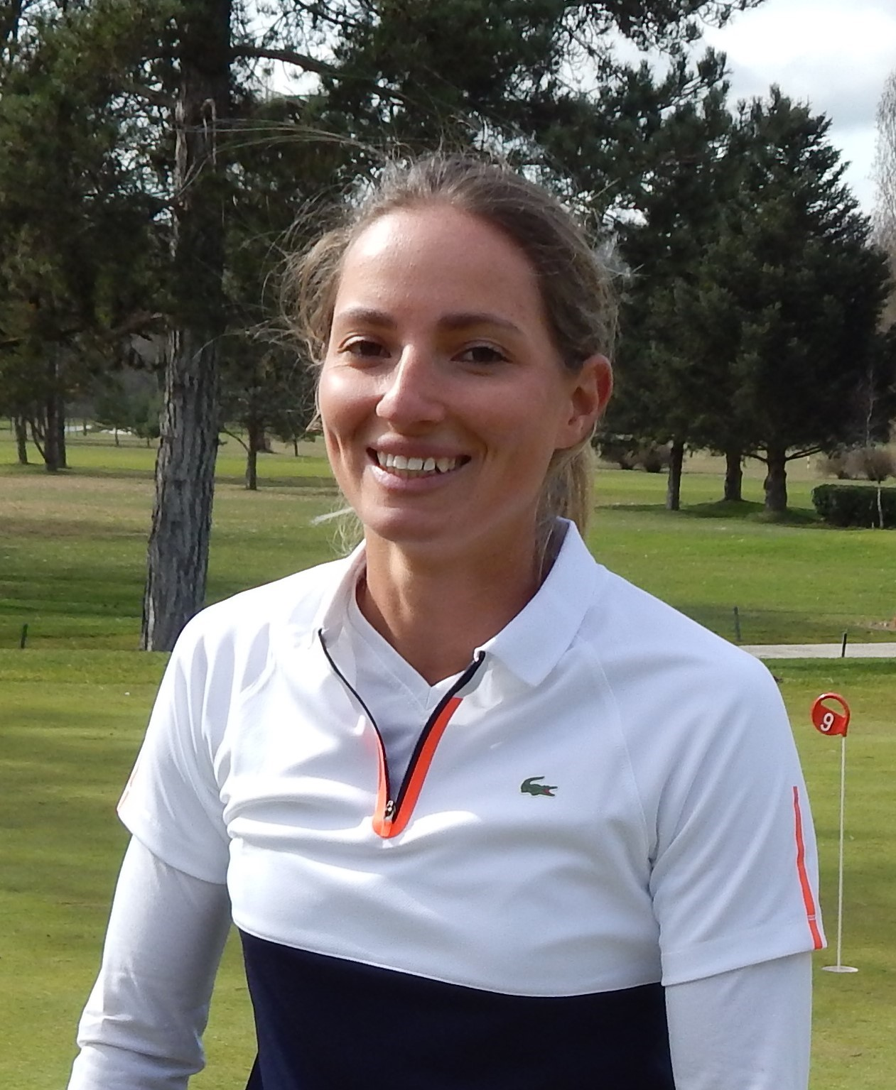 Sauzon superbe 6e du Lacoste Ladies Open de France