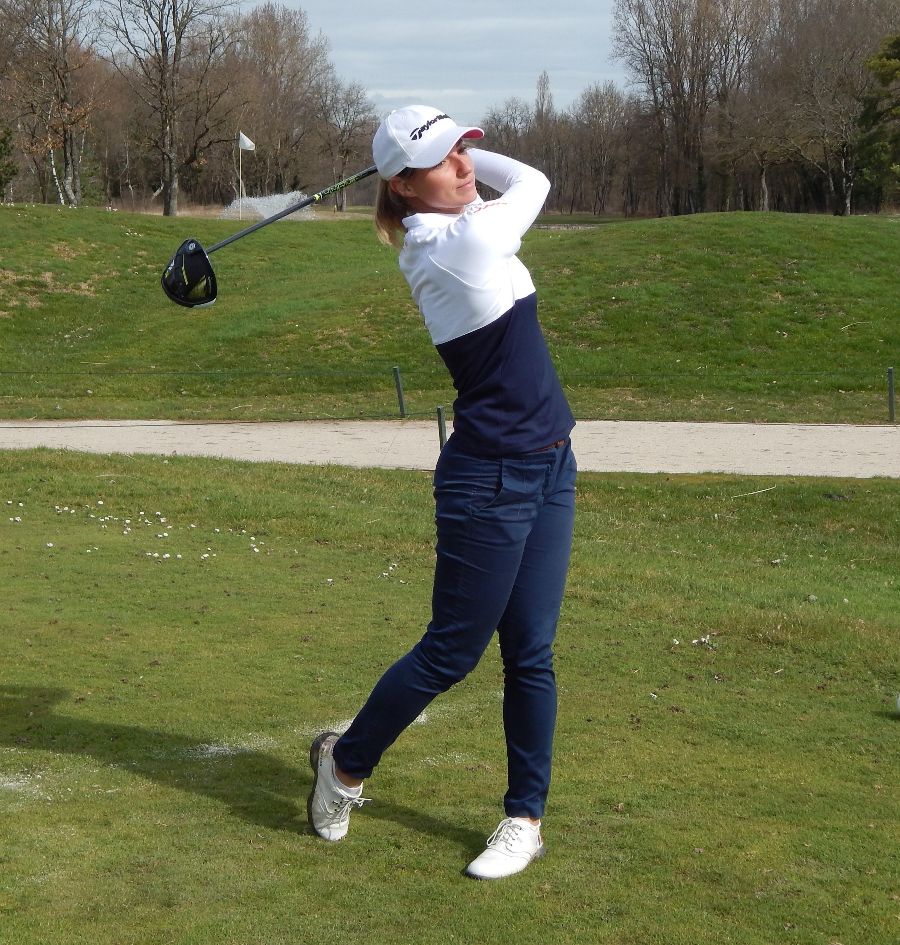 Ladies European Tour : les légitimes ambitions d'Agathe Sauzon