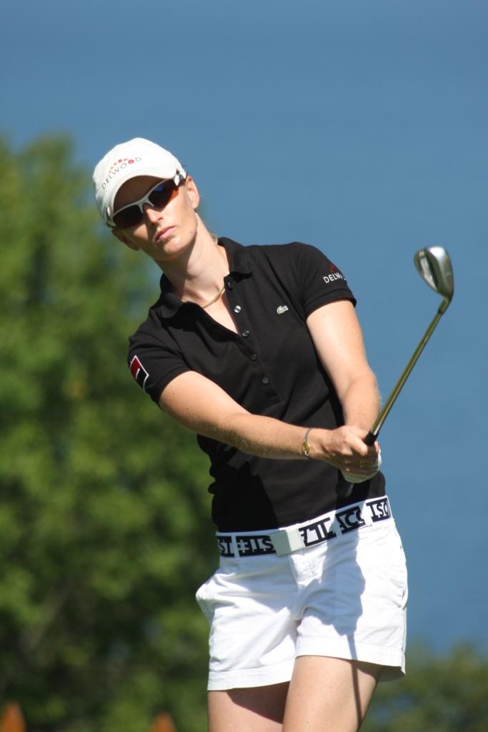 Terre Blanche Ladies Open: Sophie Giquel-Bettan 2e, Agathe Sauzon 4e