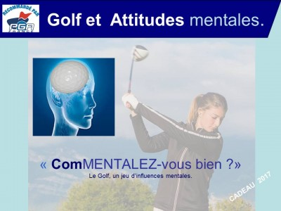 Golf et Attitudes mentales 2017