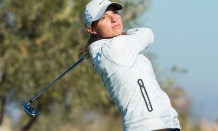 Ladies European Tour: Agathe Sauzon 8e à Rabat