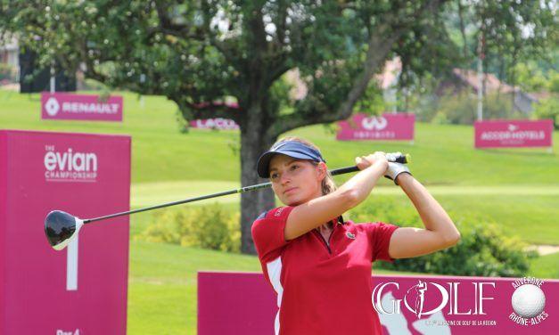 Agathe Sauzon échoue aux cartes du LPGA