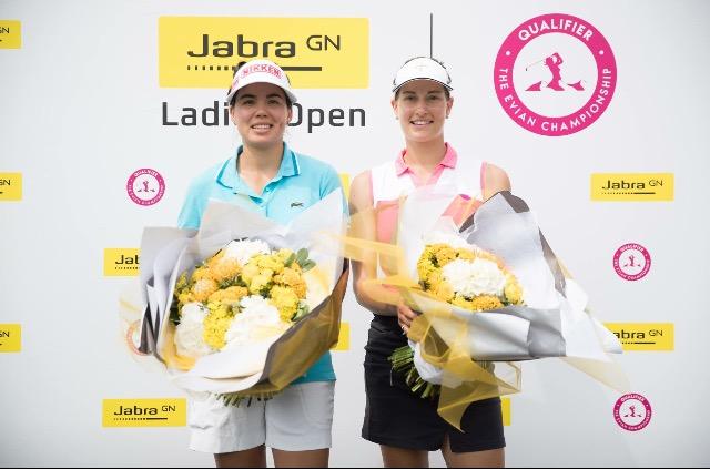 Jabra Ladies Open: Isabelle Boineau victorieuse et qualifiée