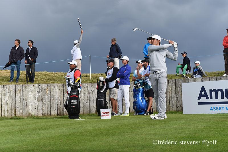 HNA Open de France : Saddier, Stal et Gros passent le cut