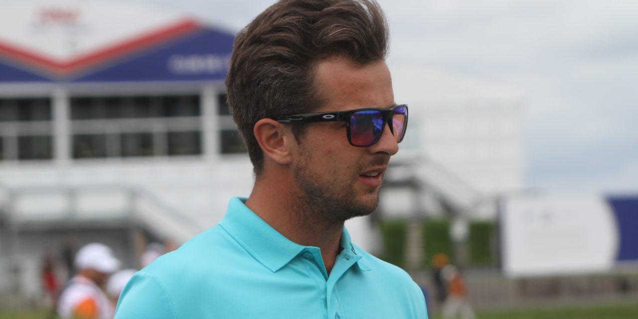 Sébastien Gros 19e du Porsche European Open