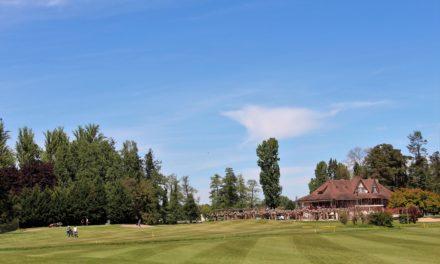 Vichy : grande Semaine de golf au Sporting Club