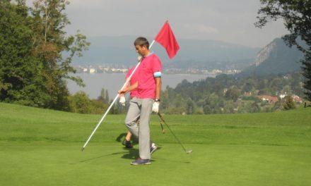Trophée Octobre rose à Annecy