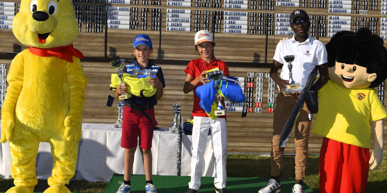 Finale de la Haribo Kids Cup à l'Evian Resort