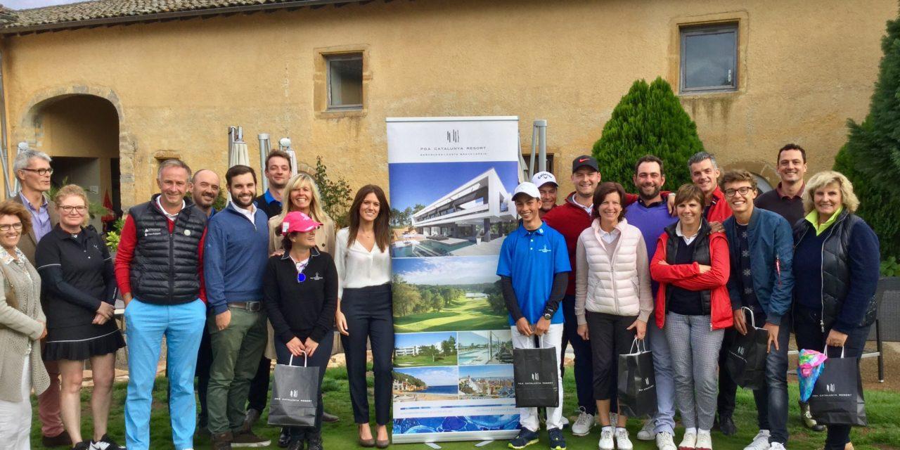 Le Trophée PGA Catalunya au Gouverneur