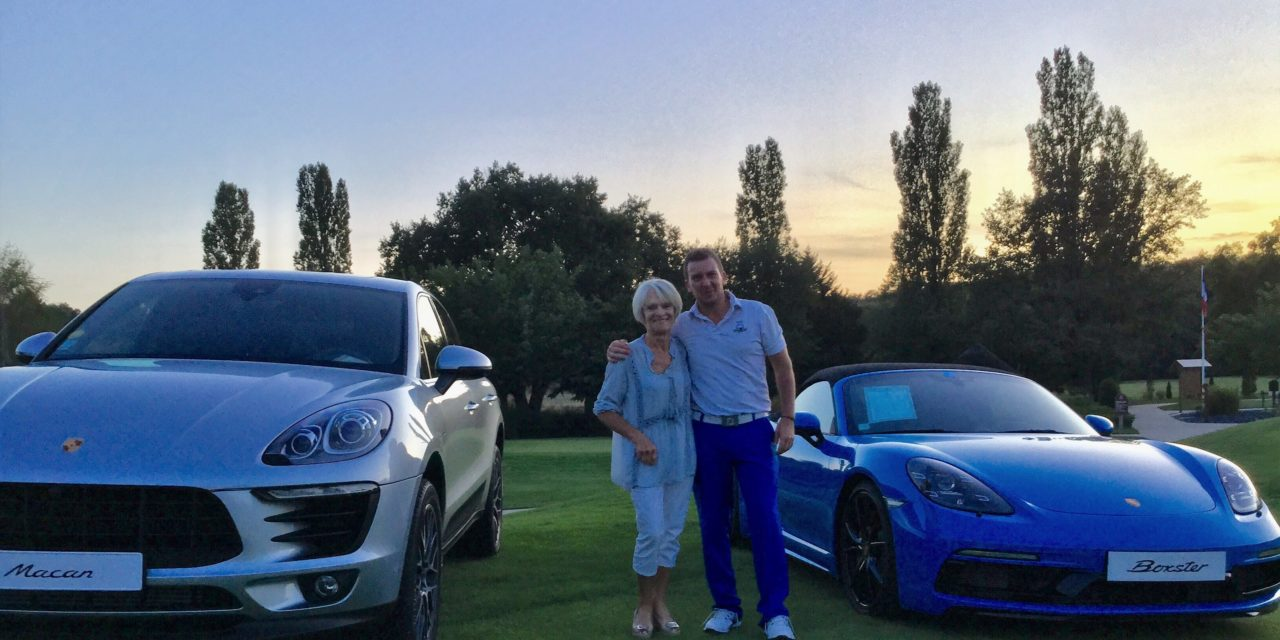 Porsche Golf Cup au G.C. Lyon