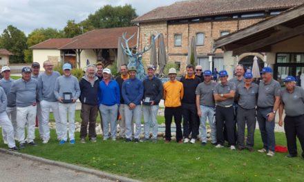 Les Arcs lauréats du championnat des golfs de montagne