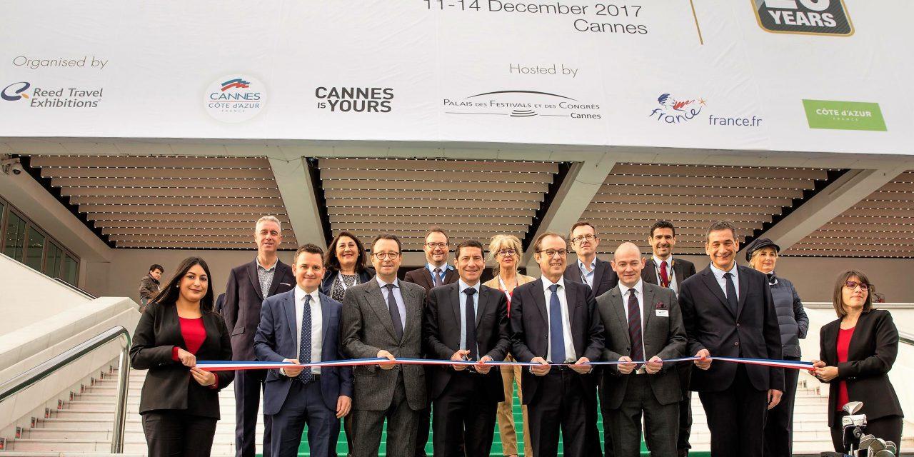 A Cannes, le salon IGTM délivre ses récompenses