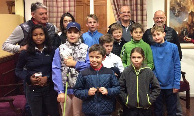 Les jeunes du Comité de l'Isère à l'honneur
