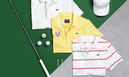 Lacoste : collection officielle Ryder Cup 2018