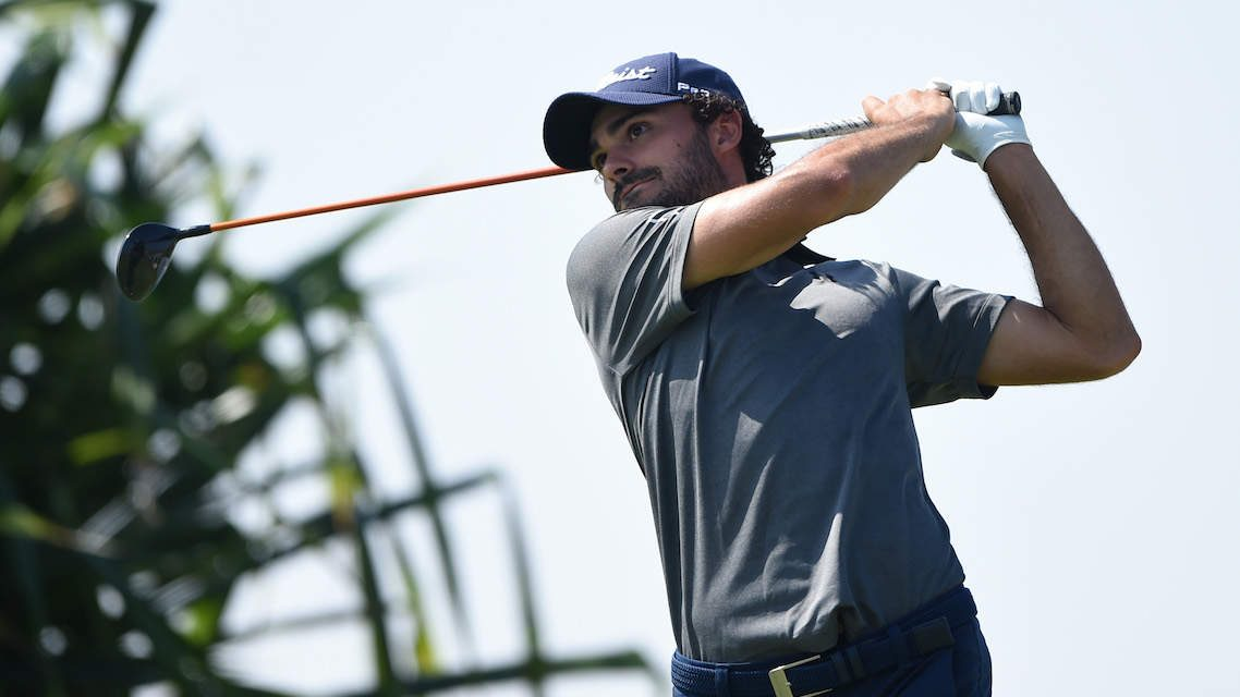 Clément Sordet 12e du Hero Indian Open