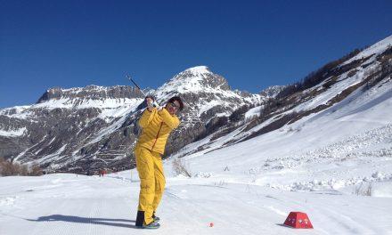 BMW Winter Golf Cup : A Val d'Isère sur un air de Ryder Cup avec Thomas Bjørn
