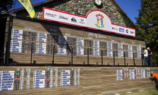 Haribo Kids Cup : qualifications à Salvagny et Esery