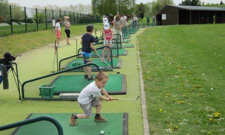Succès de «Tous au golf» à Riom