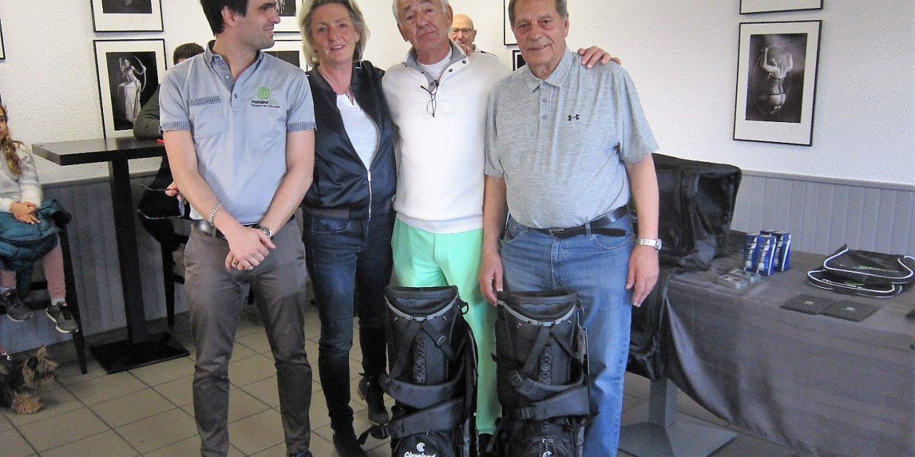 """Coupe """"Monsieur Golf"""" à Riom"""