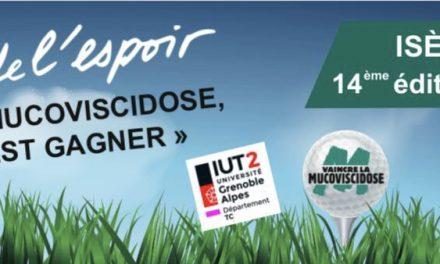 Green de l'espoir à Uriage dimanche 13 mai