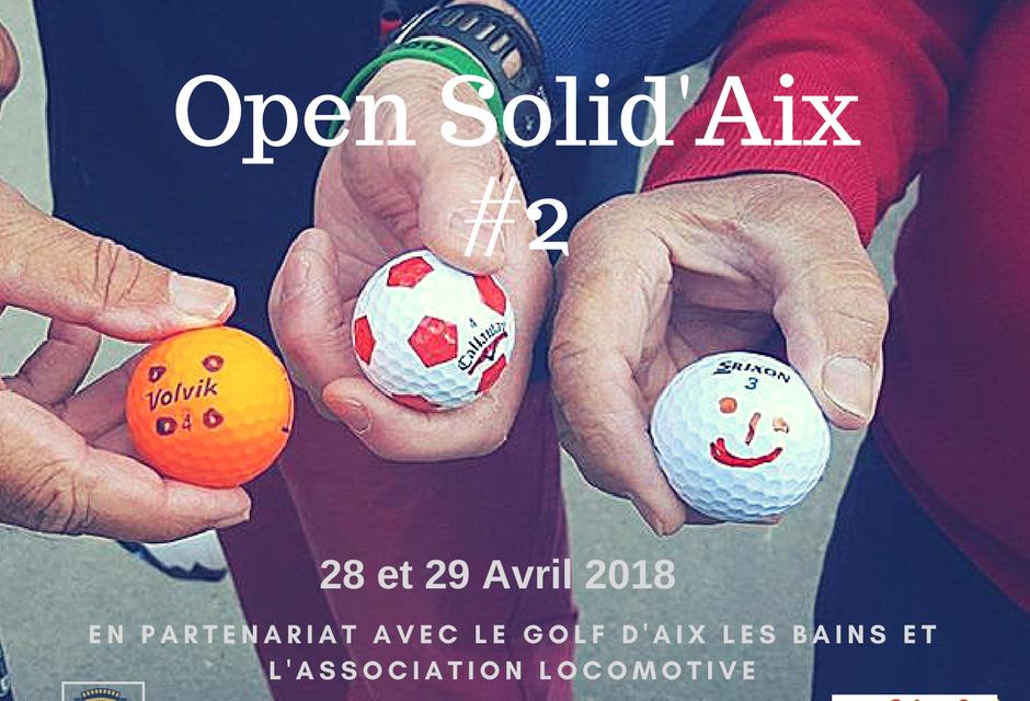 Open Solid'Aix les 28 et 29 Avril