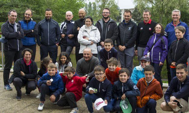 Coupe des générations au Bluegreen Grand Lyon Chassieu