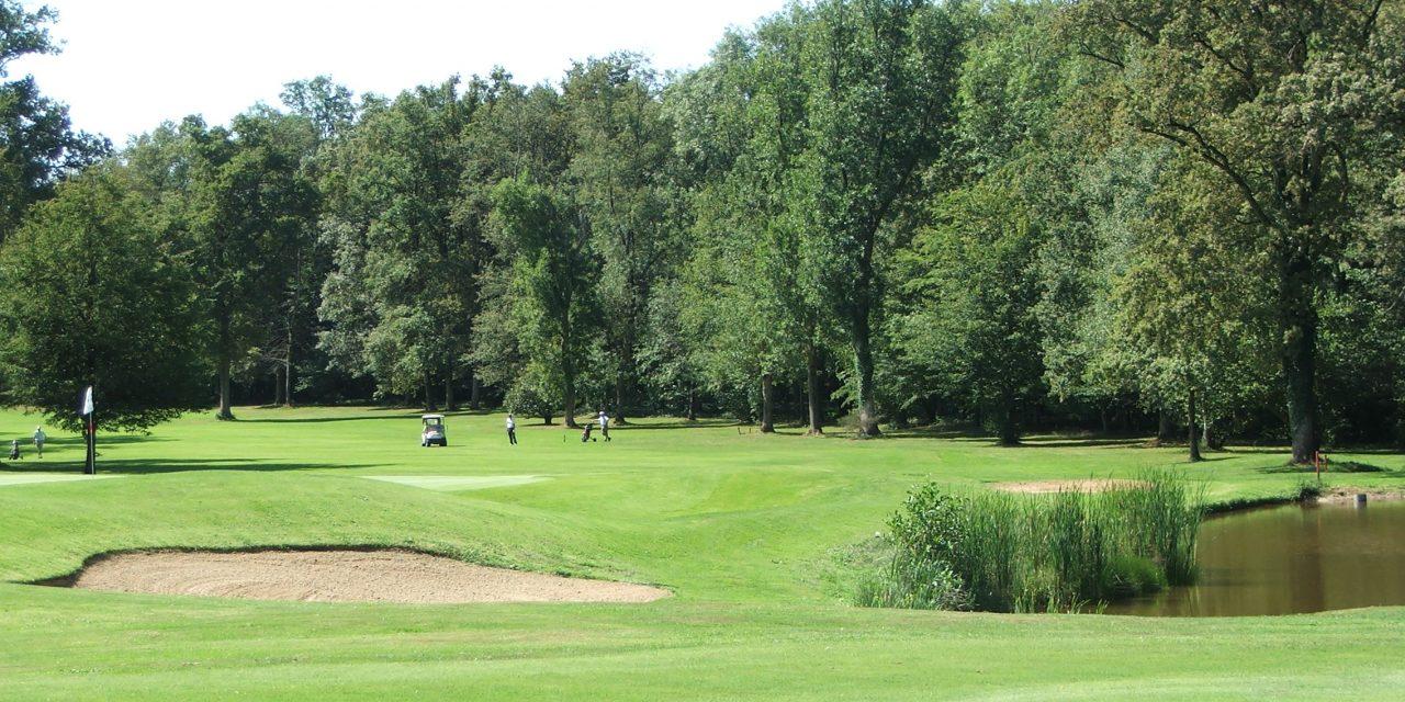 Trophée ''Dombes terre de golf'' à La Bresse