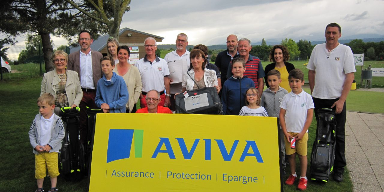 Aviva Golf Trophy à Riom