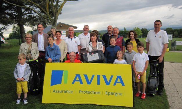 Aviva Golf Trophy à Riom