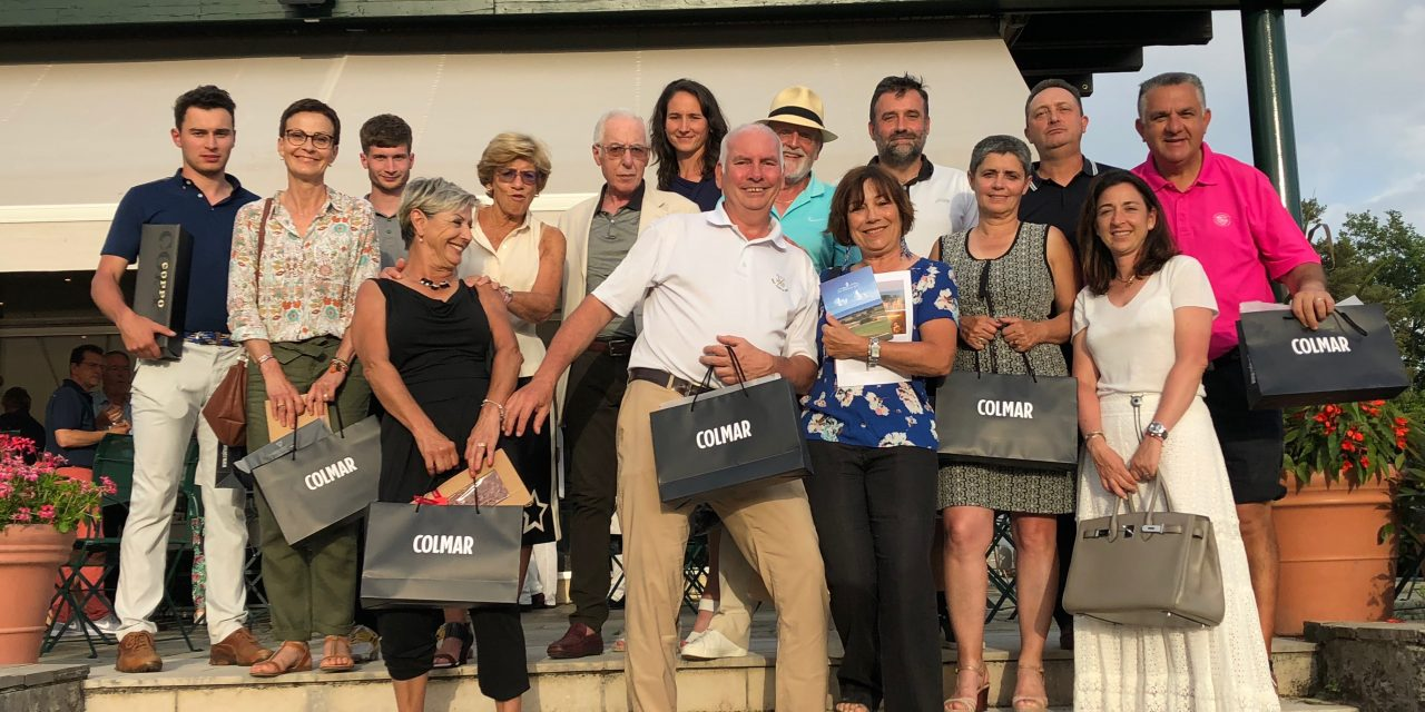 Colmar Cup au Golf Club de Lyon