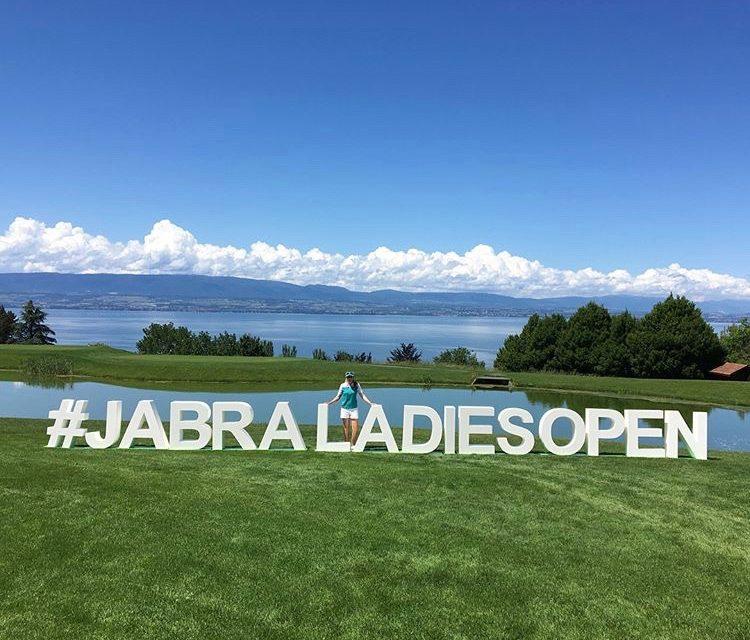 Le Jabra Ladies Open, qualificatif pour The Evian