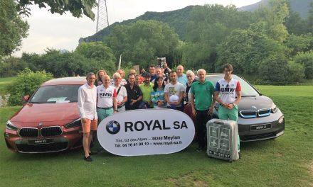 Trophée Rotary Grenoble à Seyssins: une réussite