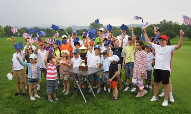 Fête de l'école de golf à Riom
