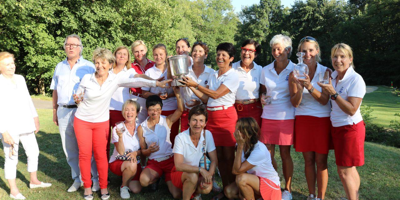 La Coupe Lady pour Aix-les-Bains