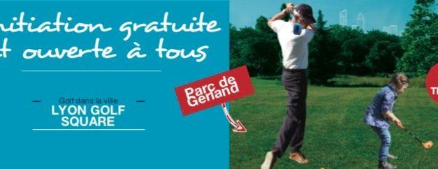 Le Golf se découvre à Lyon Gerland