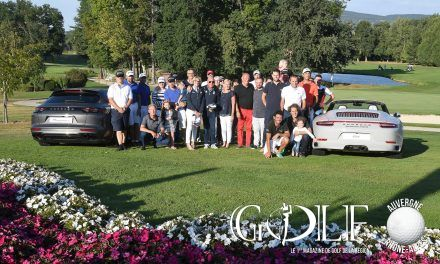 Coupe US Golf – Porsche au Lyon Salvagny G.C