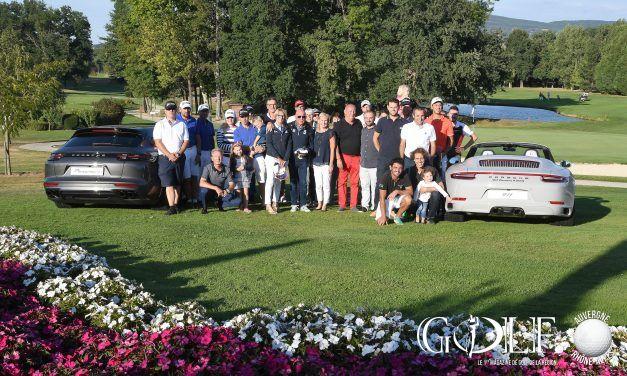 Coupe US Golf – Porsche au Lyon Salvagny G.C