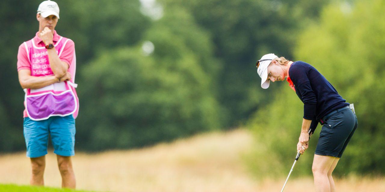 Lacoste Open de France: la der' de Sophie Giquel