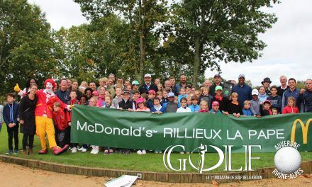 Finale du GolFlower Tour Kids à Mionnay
