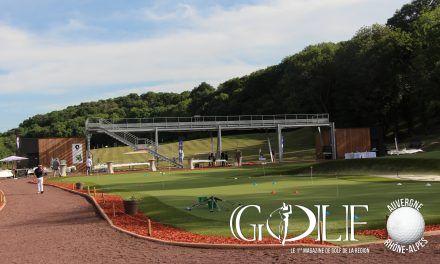 Lyon Tassin nominé pour les Trophées du Golf
